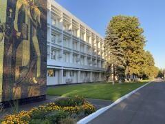КубГУ. оказался в первой сотне. в Национальном рейтинге университетов, второй на юге России