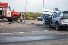Отказ тормозов: при ДТП с автобусом в Хосте пострадали четверо детей