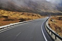 В горах Кабардино-Балкарии машина рухнула с обрыва, водитель погиб