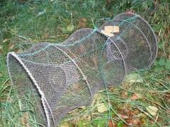 В Славянске-на-Кубани осудили браконьеров, промышлявших в заказнике с запретными вентерями