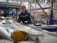 Количество экспортных отправлений Почтой России выросло на 26%