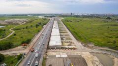 Готовность Южного подъезда к Ростову-на-Дону составляет 43%