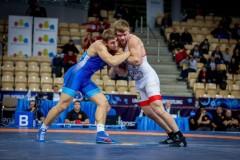 В Краснодаре пройдет турнир по греко-римской борьбе