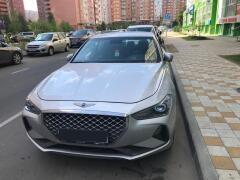 В Краснодаре принудительная реализация грозит автомобилю Genesis за долги владельца