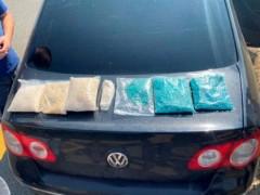 39-летнего краснодарца задержали с 4,2 кг наркотической «соли»