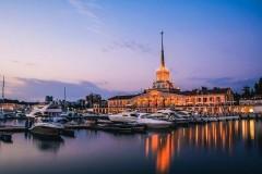 Сочи вошёл в пятёрку популярных городов для туризма в августе