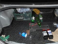 В Чертково задержан мужчина за незаконное перемещение пороха через госграницу