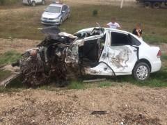 Три человека погибли при ДТП в Георгиевском районе Ставрополья