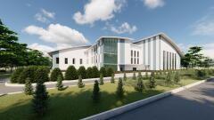 В Нальчике началось строительство спорткомплекса и культурного центра