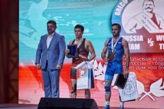 В Краснодаре прошел международный фестиваль единоборств