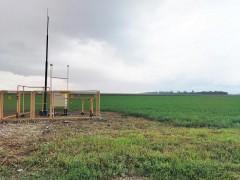 В Каневском районе Кубани завершили строительство газопровода