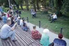 Глава Невинномысска рассказал о строительстве городских пляжей