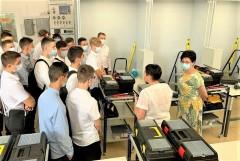 В трех кубанских техникумах открылись новые мастерские