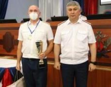 Сотруднику исправительной колонии вручили специальный приз гроссмейстера Анатолия Карпова