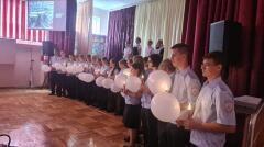 В Невинномысске почтили память жертв террора