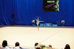 В Краснодаре проходят соревнования на Кубок губернатора по художественной гимнастике
