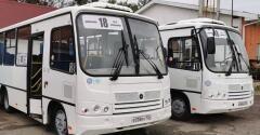 В Невинномысске обновили автобусный парк