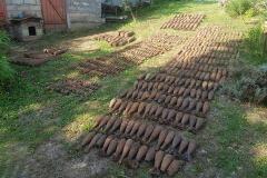 Эхо войны: взрывотехники Росгвардии уничтожили около 800 боеприпасов в Краснодарском крае