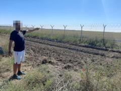 В Крыму украинец пытался незаконно пересечь госграницу