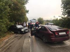 На Северном объезде Ростова при ДТП пострадали три человека