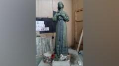 Новый памятник Аленке сочли слишком женственным и сказочным