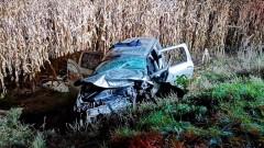 Под Брянском жертвами массовой аварии стали пять человек