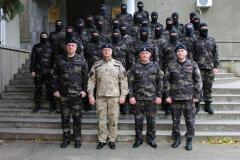 В Ставрополе Алексей Казаков поздравил личный состав СОБР «Зверобой» с профессиональным праздником