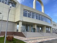 Спортивный центр «Чемпион» в Курганинске откроют в ноябре