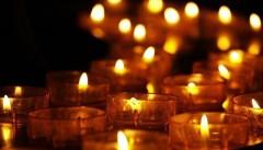 В Ейске прошла ежегодная акция «Свеча памяти»