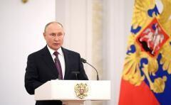 Владимир Путин встретился с депутатами Госдумы VIII созыва
