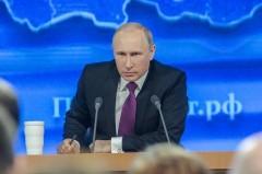 Путин: террористы активно стягиваются в Афганистан