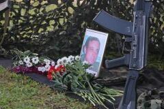 Эстафета памяти героически погибшего полковника Владимира Мезенцева стартовала в Ставрополе