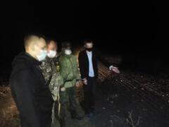 Донские пограничники задержали пытавшегося незаконно проникнуть в Россию иностранца