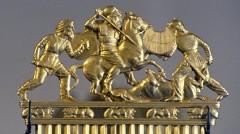 Апелляционный суд Амстердама распорядился передать скифское золото Украине