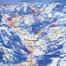 195538: Карта трасс Бад Гастайн