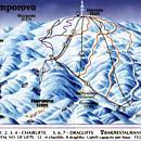 198083: Карта трасс Пампорово