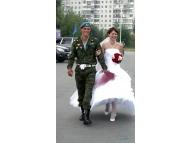 Свадьба десантника