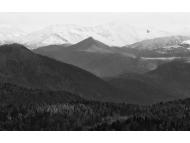 Над горами и хребтами...