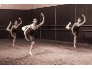 Будущие балерины 5