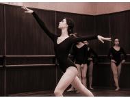 Будущие балерины 6