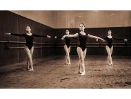Будущие балерины 8