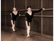 Будущие балерины 9