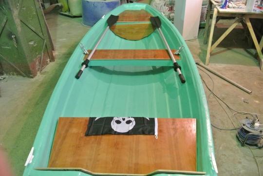 технология изготовления стеклопластиковых лодок видео