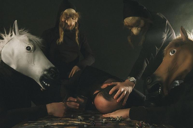 "In style of Gonzo - Автор: Elena Telegina - ""Фотоконкурс имени Дмитрия Морозова 2017 - RuFox."
