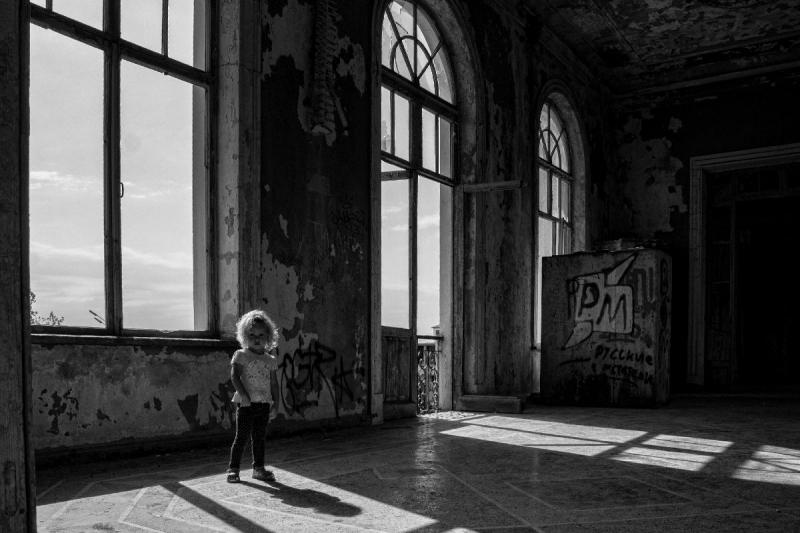 """Здесь была война... - Автор: Ольга Самородова - """"Фотоконкурс имени Дмитрия Морозова 2017 - RuFox."""