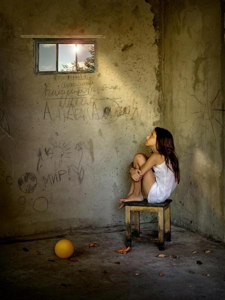 """Наказание глазами детей... - Автор: Светлана  Денисова - """"Фотоконкурс имени Дмитрия Морозова 2017 - RuFox."""