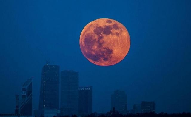 Жители Кубани 31января смогут наблюдать лунное затмение