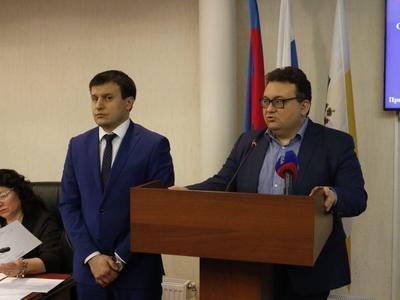 Александр Нарижный назначен Директором департамента муниципальной собственности игородских земель Краснодара