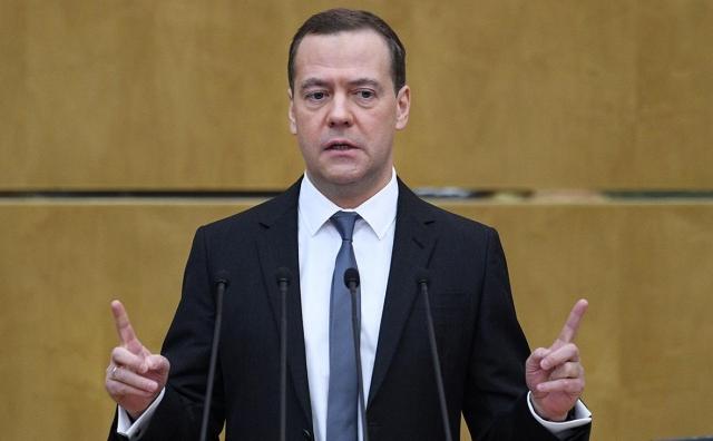 Медведев: минувшие шесть лет стали для РФ испытанием напрочность