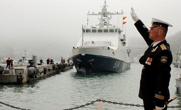 МИД Украины требует освободить задержанное в Российской Федерации судно